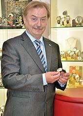 Klaus Niske, Uhrmachermeister / Juwelier