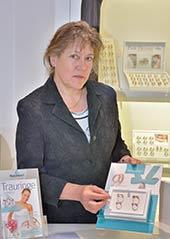 Ursula Niske, Uhrmacherin / Fachverkäuferin