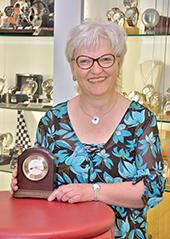 Christiane Neuhaus, Uhrmacherin / Fachverkäuferin