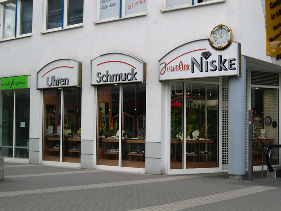 Juwelier Niske im HAVEMANN-CENTER