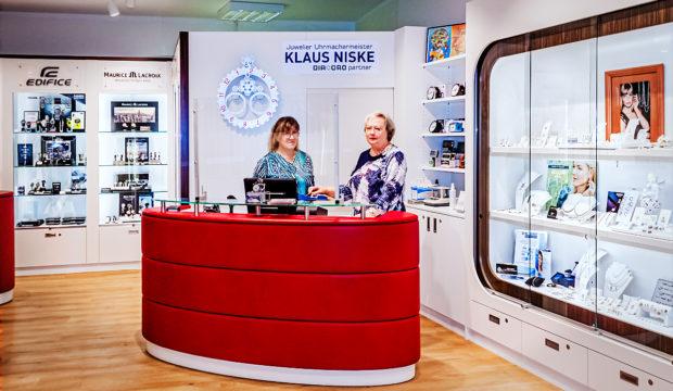 Foto von Juwelier Uhrmachermeister Klaus Niske